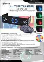 Datenblatt Lüftersteuerung LC-CFC-LED