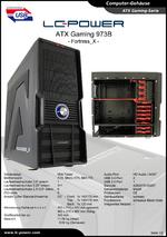 Datenblatt ATX-Gehäuse Gaming 973B Fortress_X