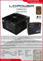 Datenblatt ATX-Netzteil LC6450 V2.3