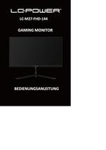 Anleitung Monitor LC-M27-FHD-144
