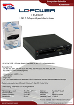Datenblatt Kartenleser LC-CR-2