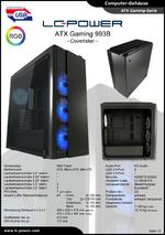 Datenblatt ATX-Gehäuse Gaming 993B Covertaker