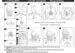 Manual gaming chair LC-GC-800