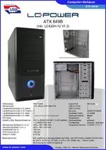 Datenblatt ATX-Gehäuse 649B mit Netzteil LC420H-12