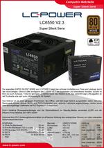 Datenblatt ATX-Netzteil LC6550 V2.3
