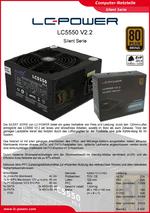 Datenblatt ATX-Netzteil LC5550 V2.2