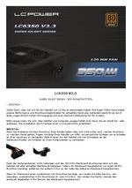 Manual PSU LC6350 V2.3