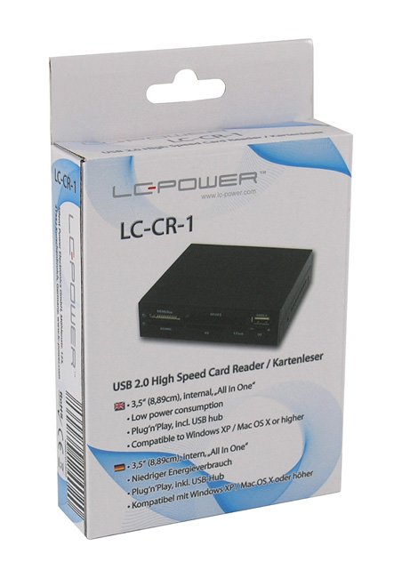Card reader LC-CR-1 retail
