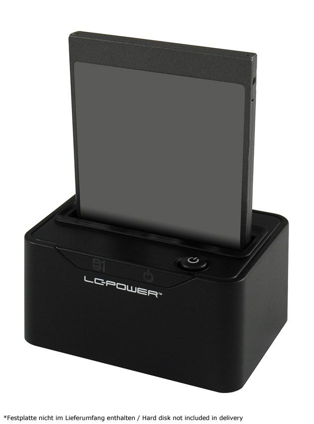 Docking station LC-DOCK-25-C application