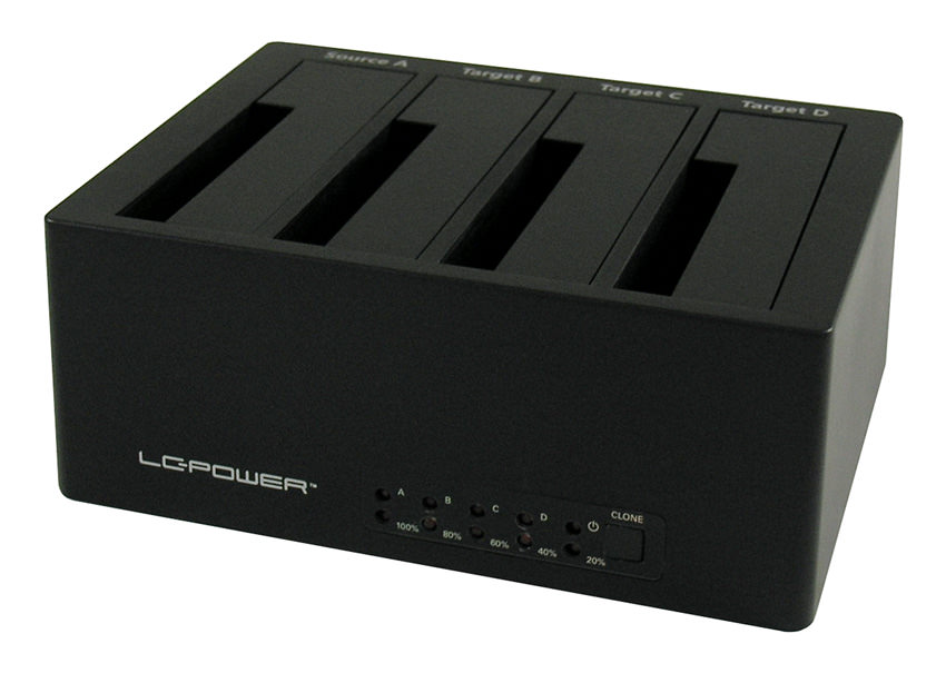 Docking Station LC-DOCK-U3-4B