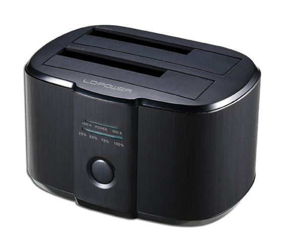 Docking station LC-DOCK-U3-II