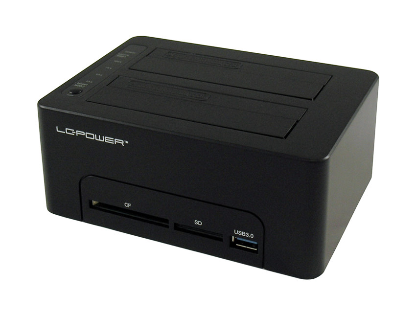 Docking station LC-DOCK-U3-CR