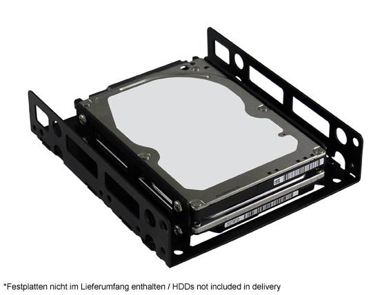 Festplattenadapter LC-ADA-35-225-M Anwendungsfoto