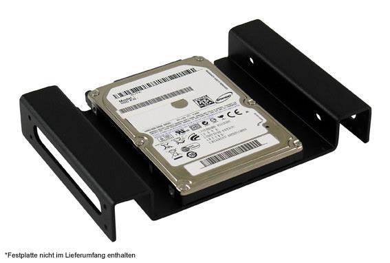 Festplattenadapter LC-ADA-525-2535A Anwendungsfoto