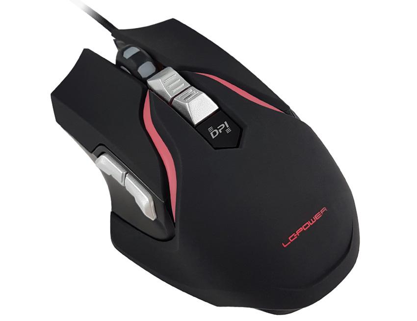 Optical RGB USB mouse m715B