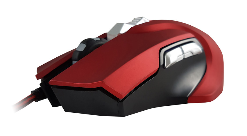Optical RGB USB mouse m715R