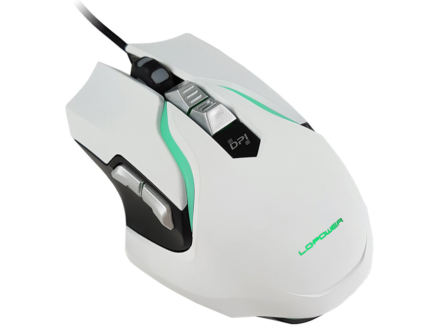 Optische RGB-USB-Maus m715W