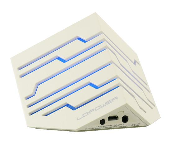 Speaker LC-SP-2W - Cubetron