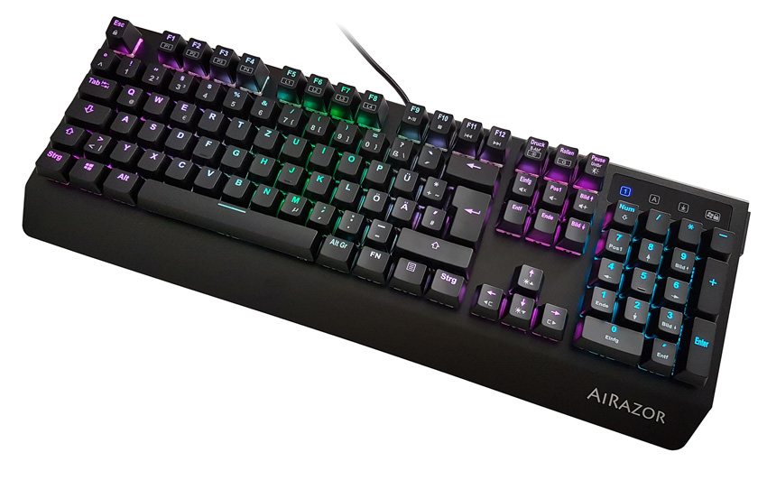 mechanical RGB keyboard LC-KEY-MECH-1-RGB