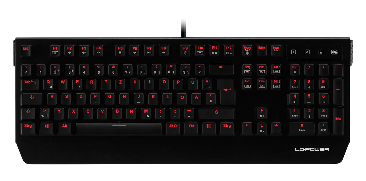 mechanical keyboard LC-KEY-MECH-1