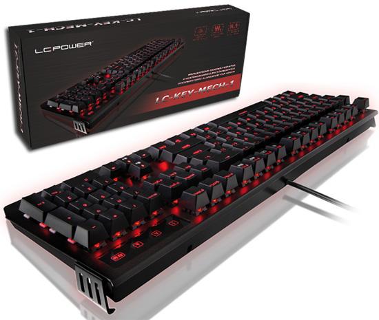 mechanical keyboard LC-KEY-MECH-1
