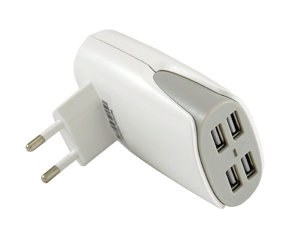 USB charger LC-CH-USB-WS-4