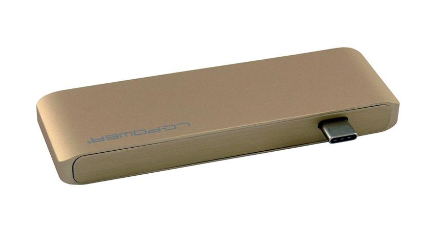 USB-Hub - LC-HUB-C-MULTI-2G
