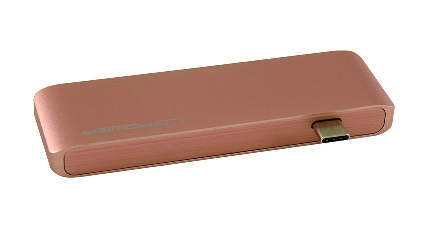 USB hub - LC-HUB-C-MULTI-2R