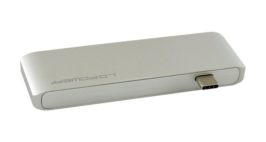 USB hub - LC-HUB-C-MULTI-2S
