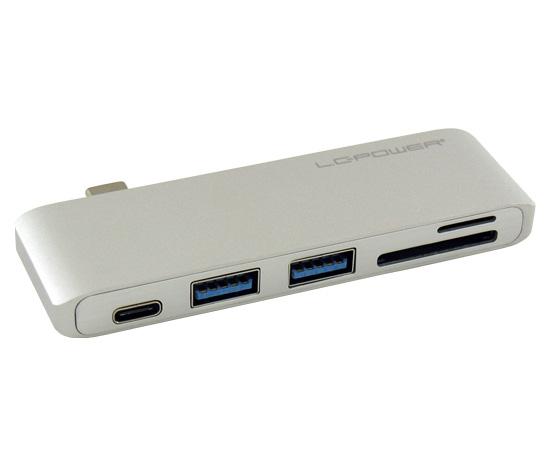 USB-Hub - LC-HUB-C-MULTI-2S