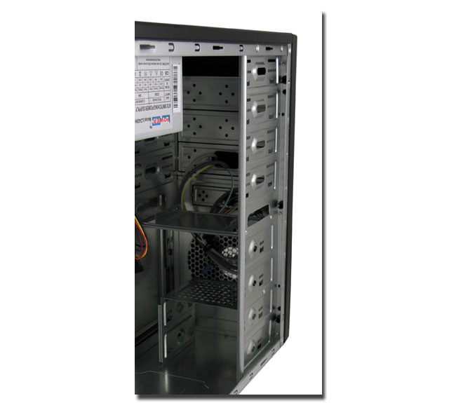 PC case 649B - close-up