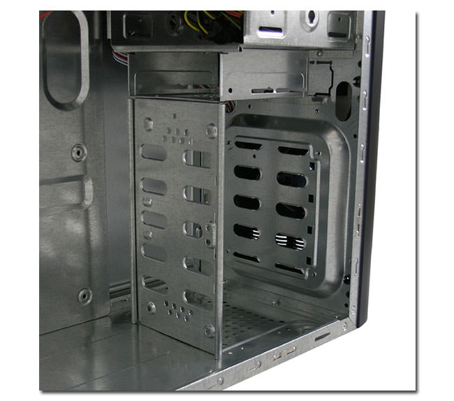 PC case 7005B - close-up