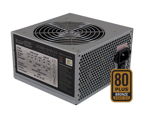 LC500-12 V2 31: LC Power