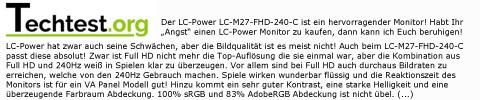 Techtest.org - Deutschland